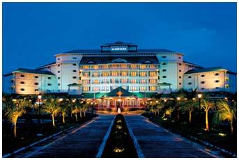 Star Hotels In Kerala