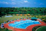 Outdoor Swimming pool -LeMeridien Cochin