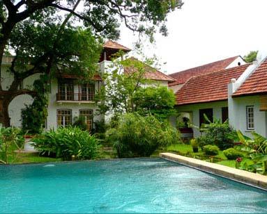 Old Harbour Hotel Fort Kochi